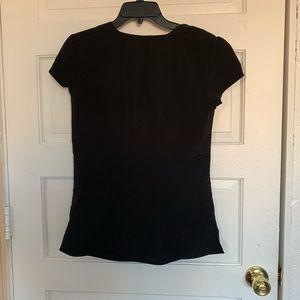 Lands' End Tops - Chase apparel black blouse
